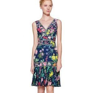"Tadashi Shoji ""Olga"" Floral Dress"